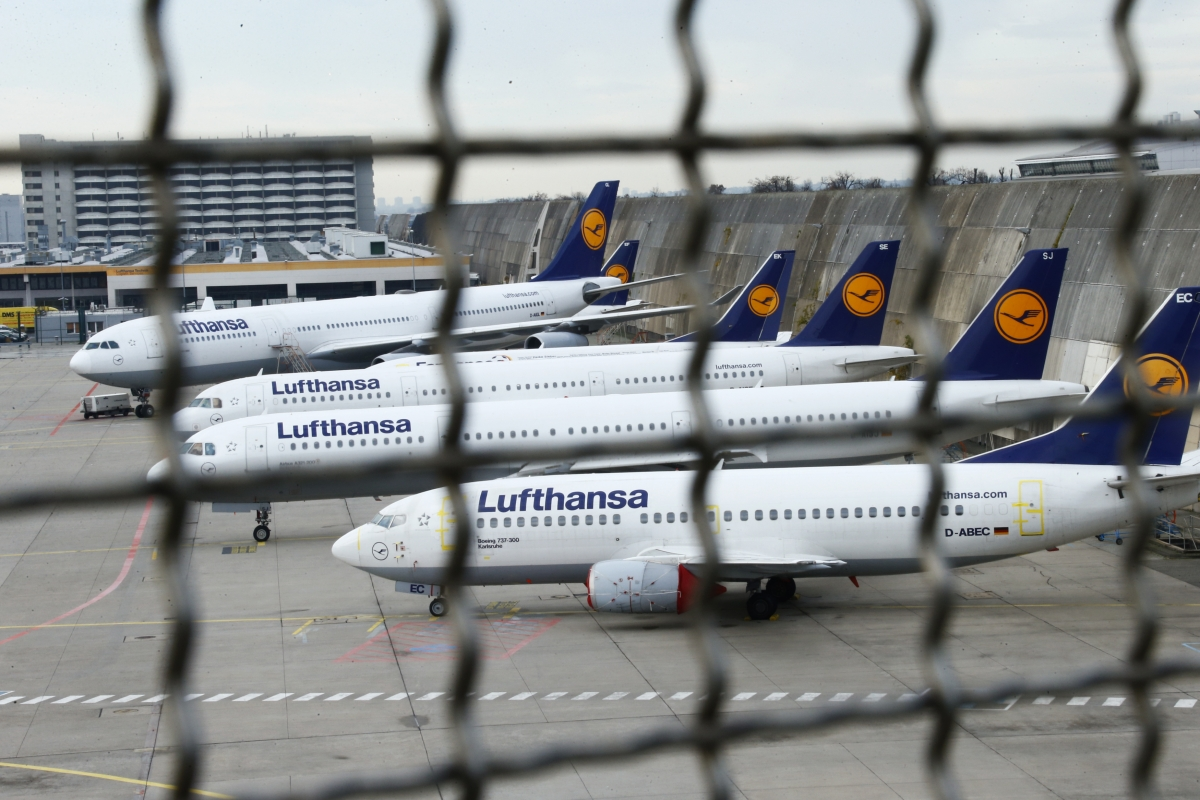 Lufthansa, Germany agree on $9.8-billion rescue package