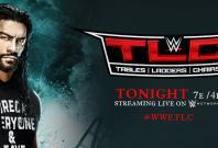 WWE TLC Live Streaming