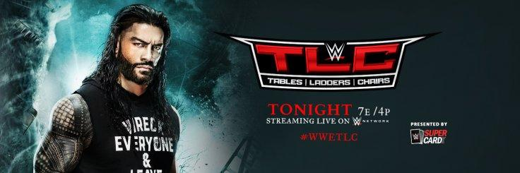 WWE TLC Live Streaming
