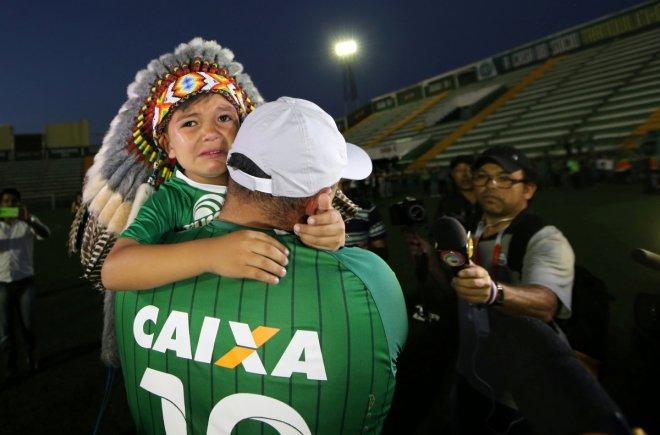 Chapecoense plane crash: A tribute to Brazil's most loved soccer team