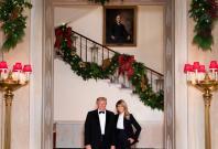 Trump Christmas Card 2020