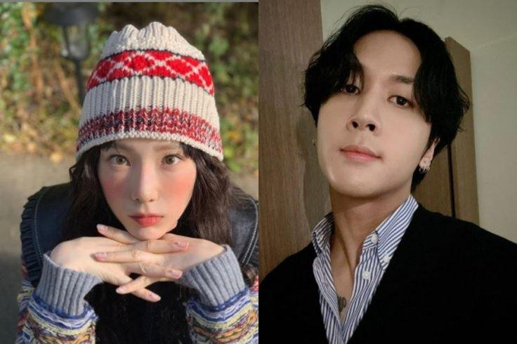 Girls' Generation's Taeyeon And VIXX's Ravi