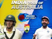 India vs Australia 2nd Test Live Streaming