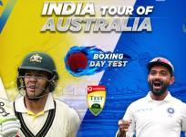 India vs Australia 2nd Test Live Streaming