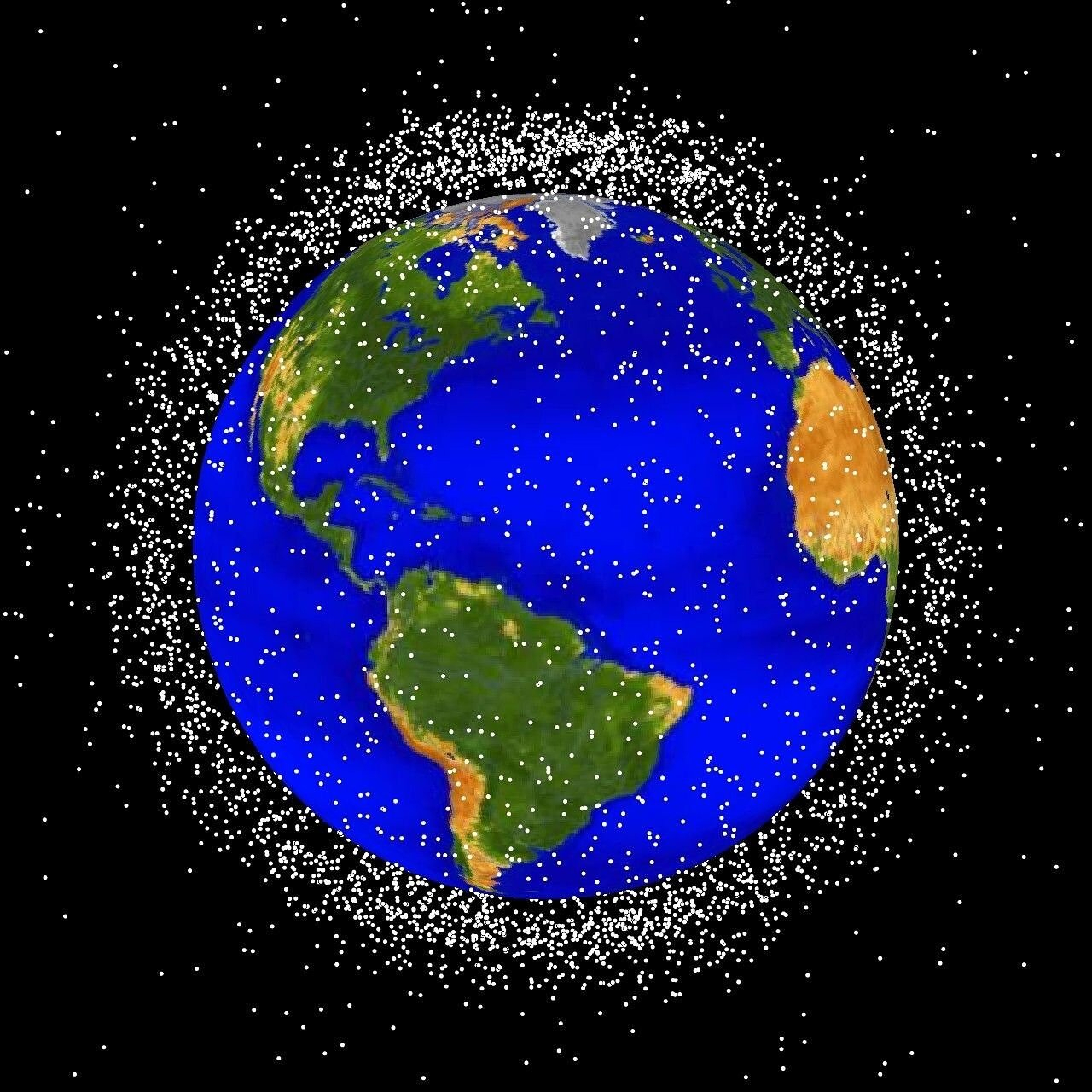 Scientists look to satellites made of wood to reduce 'space junk'