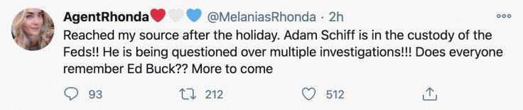 agent rhonda