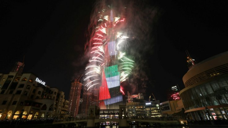 Dubai New Year Fireworks Live Streaming