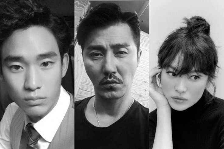 Kim Soo Hyun, Cha Seung Won  and Song Hye Kyo