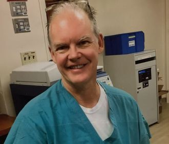 Dr. Gregory Michael,