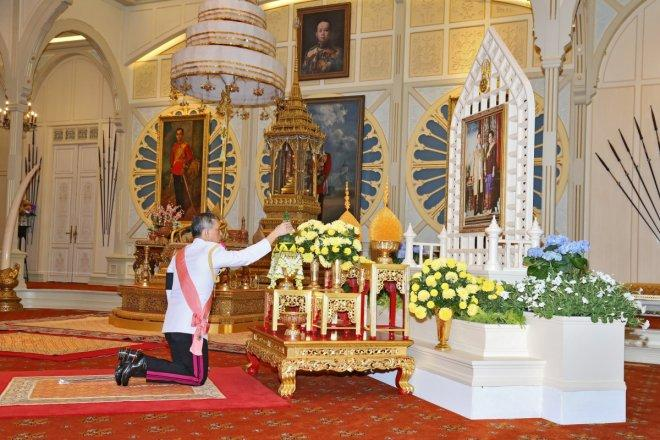 Crown Prince Vajiralongkorn ascends throne as Thailand's new monarch
