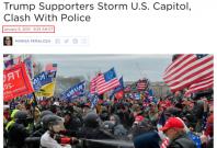 NPR article on Capitol Riots