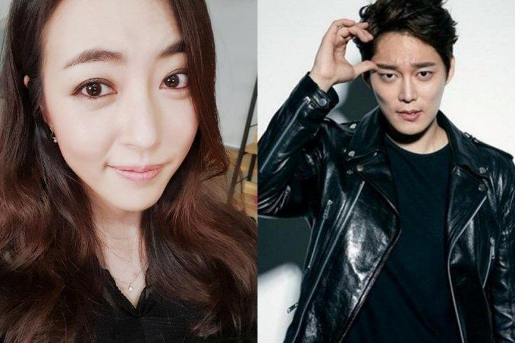 Baby V.O.X's Shim Eun Jin marries Bad Love co-star Jeon Seung Bin