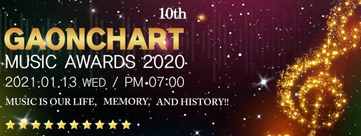 Gaon Chart Music Awards 2021
