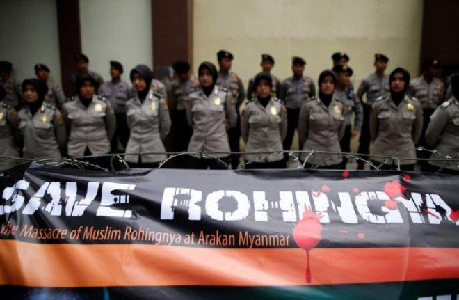 Malaysia rally against Rohingya 'genocide' worsens frictions with Myanmar