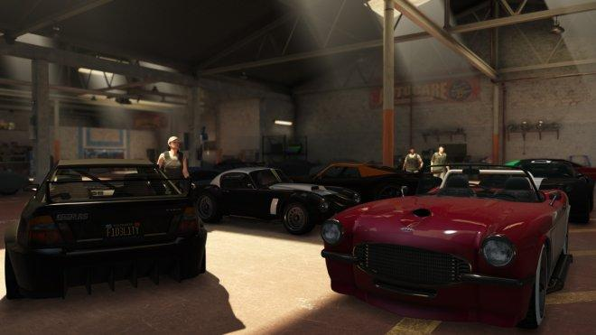 GTA Online: Import/Export DLC