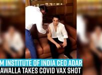 serum-institute-of-india-ceo-adar-poonawalla-takes-covid-vax-shot
