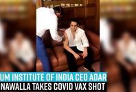 serum-institute-of-india-ceo-adar-poonawalla-takes-covid-vax-shot
