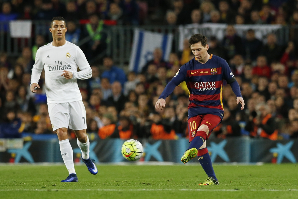 Barcelona V Real Madrid La Liga 2016 17 Where To Watch El