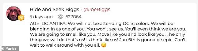 Joe Biggs