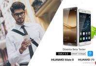 Huawei Android Nougat rollout