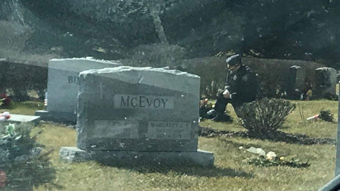 beau Biden grave