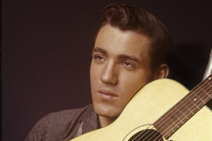 Jimmie Rodgers died aged 87