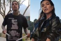 Kourtney Kardashian new boyfriend