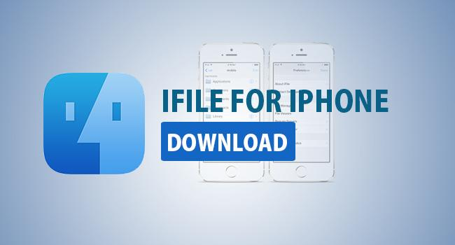 iFile for iOS 10 without jailbreak