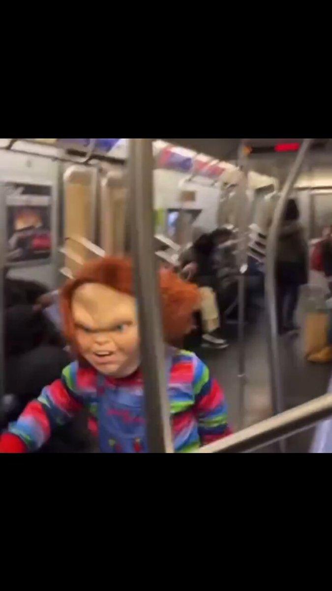 Subway Chucky