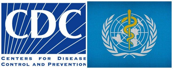 CDC vs WHO