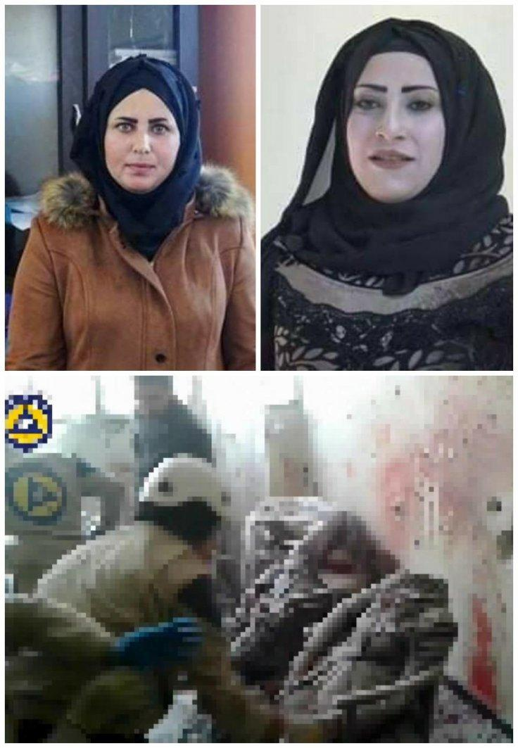 Two female politicians beheaded by ISIS