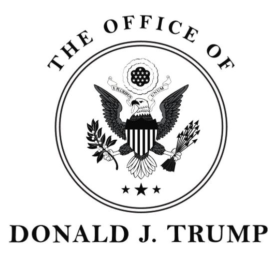 Trump's seal
