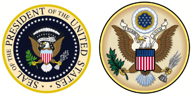 Presidential Seal and The Great Seal