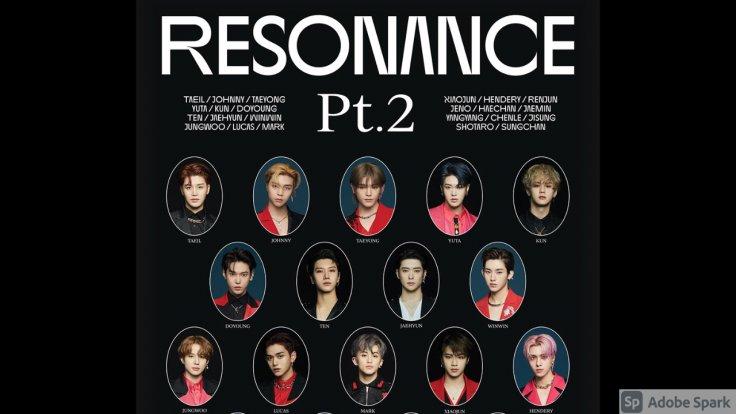 NCT's Resonance Pt. 2 registers highest sales