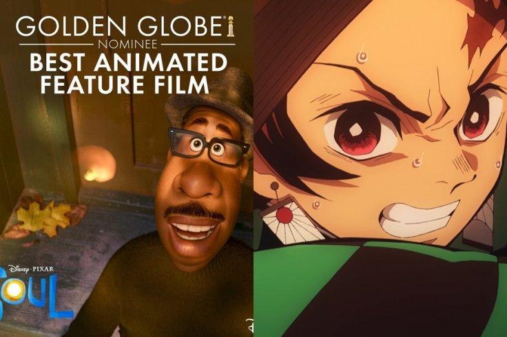 Animation Films Soul and Demon Slayer