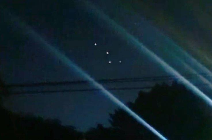 UFO Los Angeles