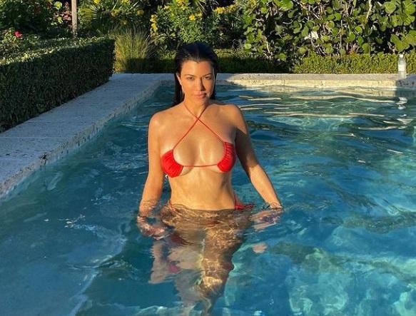 Kourtney Kardashian Confirms Relationship With Travis Baker