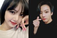 BTS Jungkook and Blackpink Lisa Dating