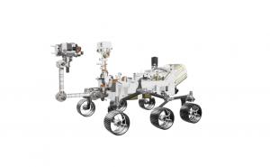 Mars Perseverance Rover, 3D Model