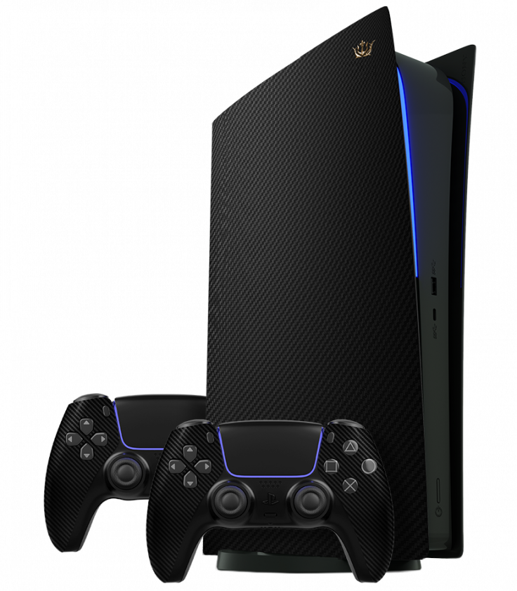 PlayStation 5 Carbon