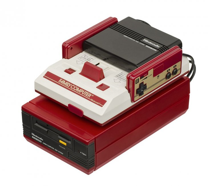 The game was first released in Japan as a disk for the Famicom Disk System.