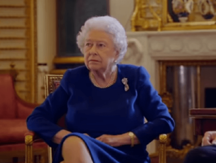 Queen Elizabeth To Address nation