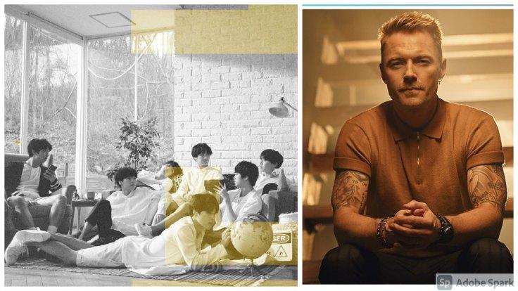 Boyzone's Ronan Keating Rubs the BTS Army Wrong Way