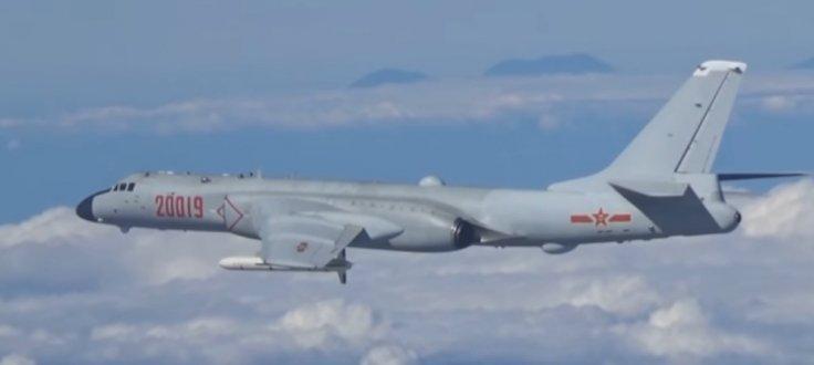 H6-J Bomber