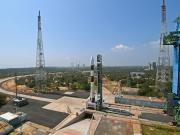 ISRO launches Brazilian satellite