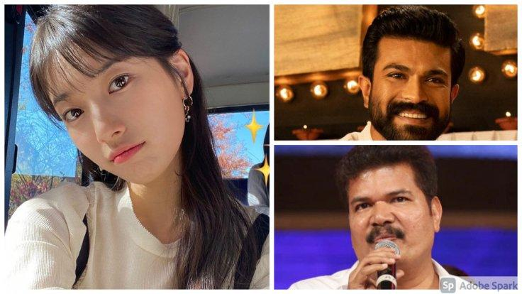 Bae Suzy to Enter Indian Films with Shankar, Ram Charan's film?