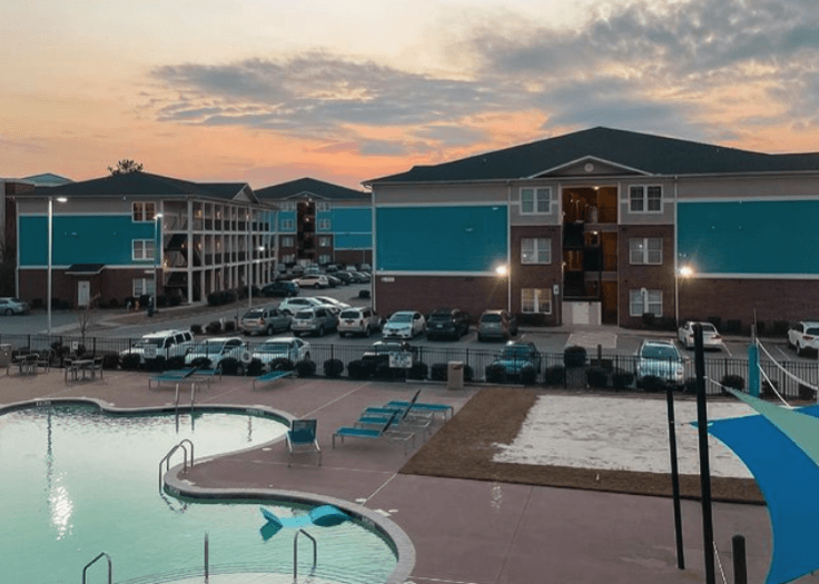 Coastal Club Student Living