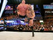 The Rock vs Steve Austin