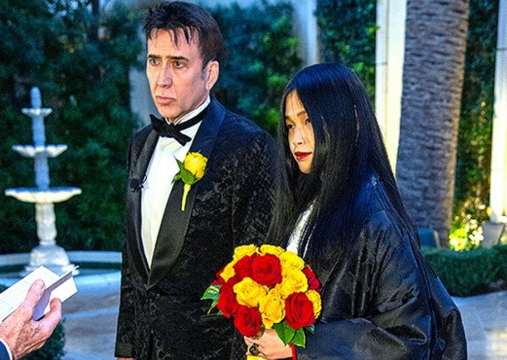 Nicholas Cage's fifth wife