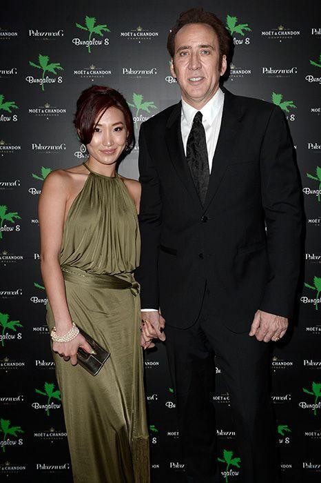 Nicholas Cage wives